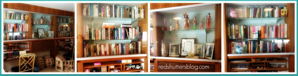organize books with color