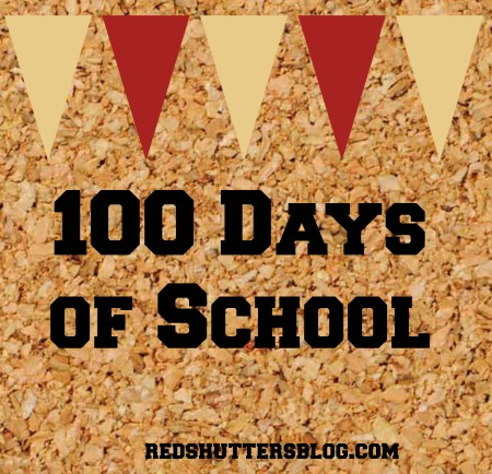 #100daysofschool #100days #school