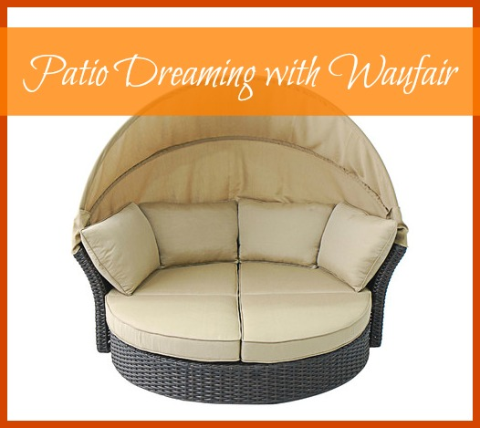 patio dream wayfair