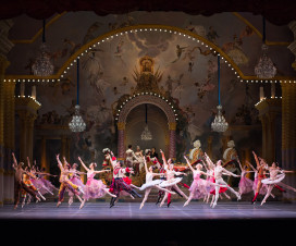 nutcracker boston ballet