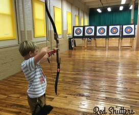 learning archery with ace archers