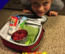how do you pack the perfect school lunch