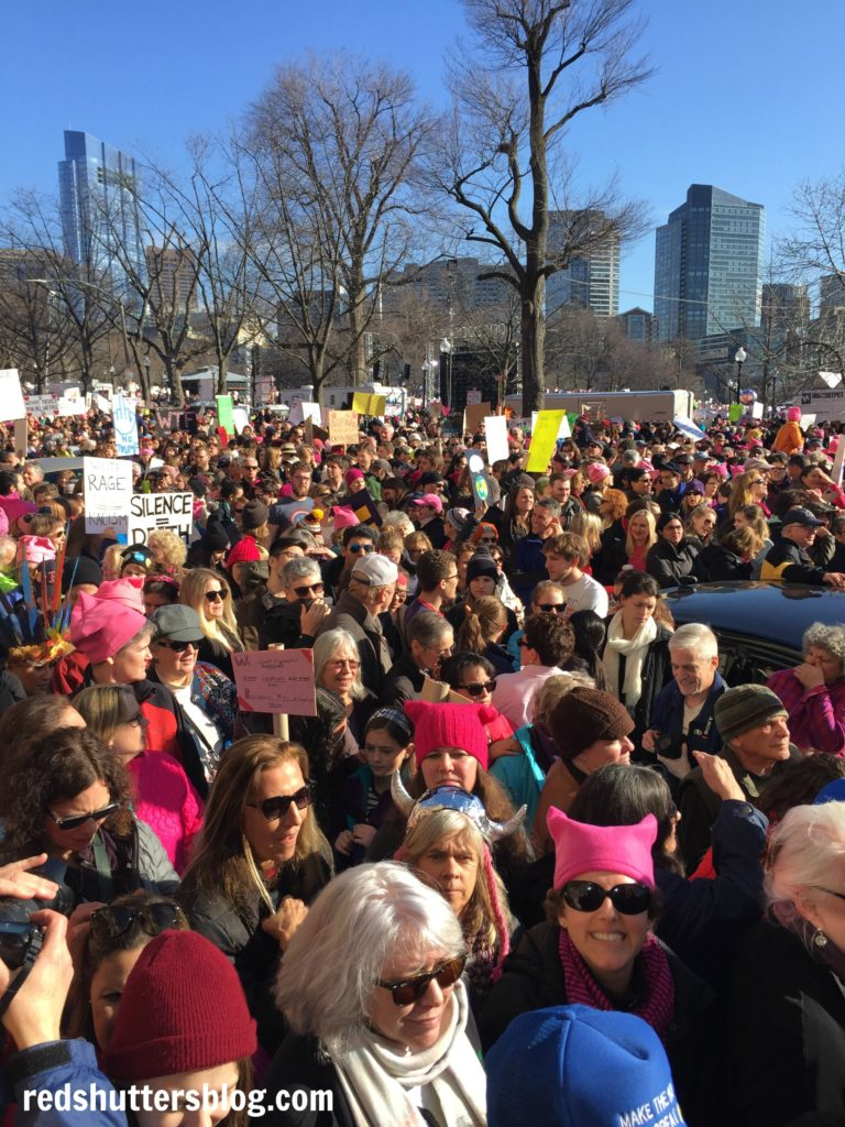 steps take womens march